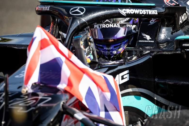 1st place Lewis Hamilton (GBR) Mercedes AMG F1.