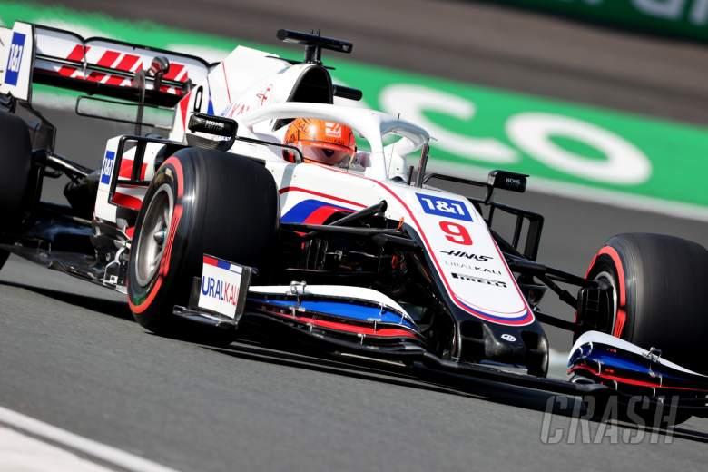 Nikita Mazepin (RUS), Haas F1 Team