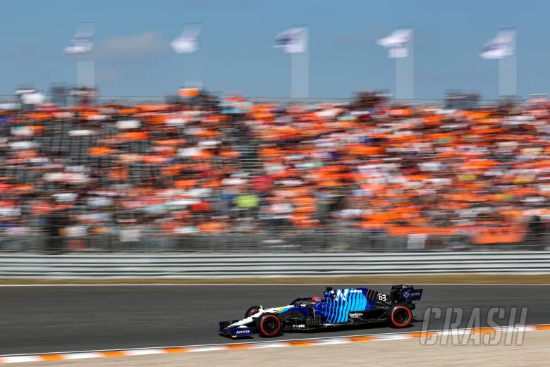 George Russell (GBR), Williams Racing