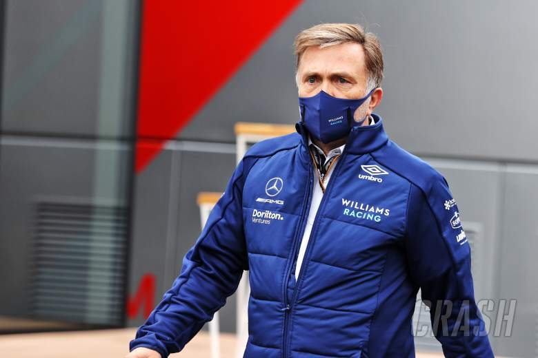 Jost Capito (GER) Williams Racing Chief Executive Officer.