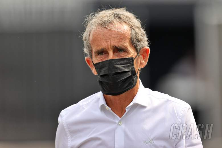 Alain Prost (FRA) Alpine F1 Team Non-Executive Director.