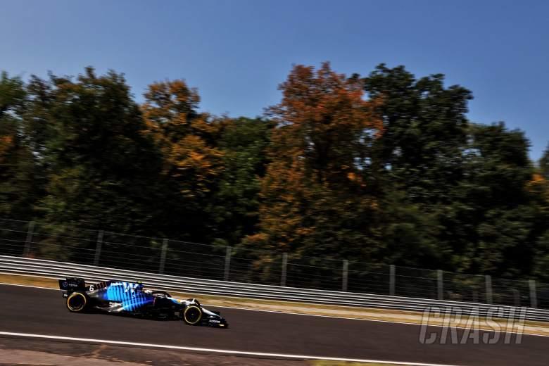 Nicholas Latifi (CDN) Williams Racing FW43B.