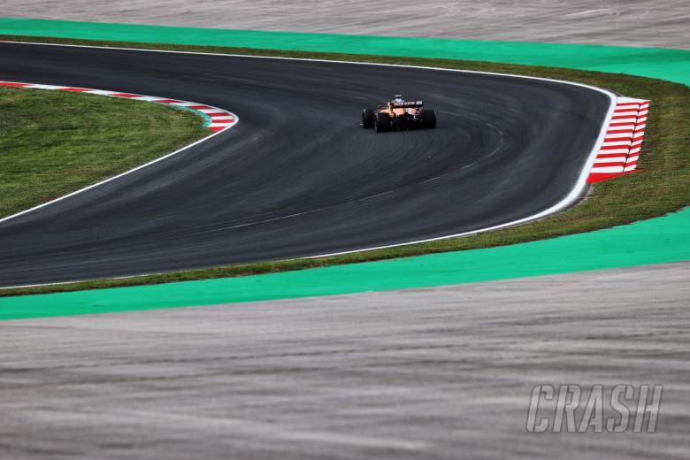 Lando Norris (GBR) McLaren MCL35M