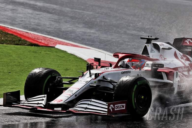 Kimi Raikkonen (FIN) Alfa Romeo Racing C41.