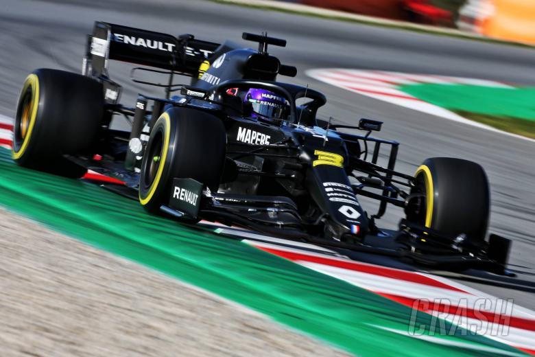 Ricciardo: 2020 Renault needs more grip and downforce