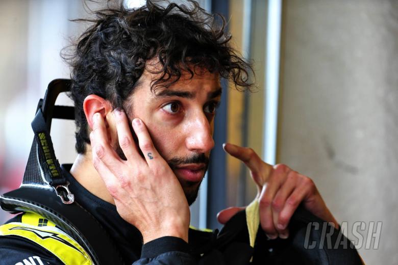 Ricciardo: Saya tidak benar-benar tahu kemana kita akan pergi