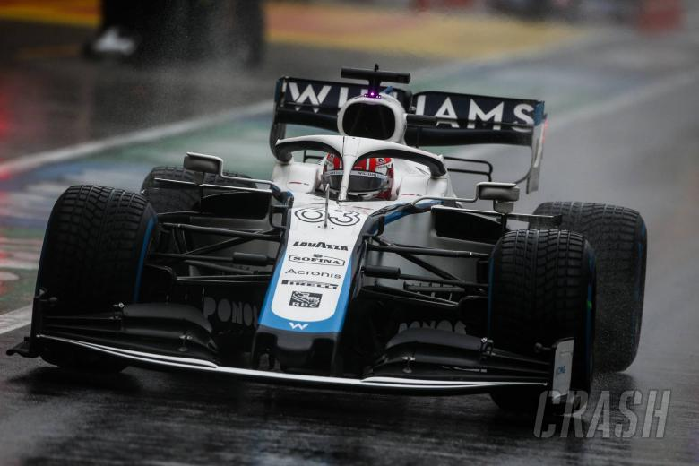 Williams targeting first points of 2020 F1 season in Styrian GP