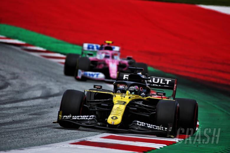 Renault mengajukan protes terhadap Racing Point setelah F1 Styrian GP