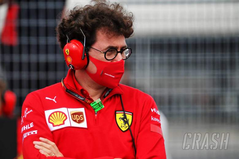 """Binotto will skip """"some races"""" this year to focus on Ferrari's 2022 F1 car"""