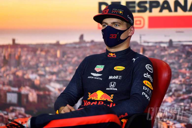 "Verstappen hopes to ""put pressure on"" Mercedes in F1 Spanish GP"
