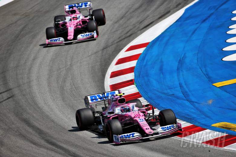 Racing Point F1 team reprimanded again after Spanish GP