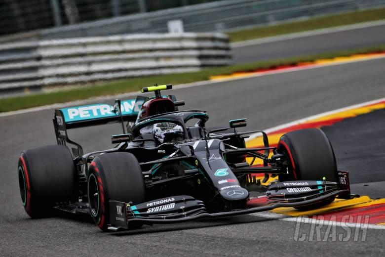 Bottas mystified by 0.5s gap to Hamilton in Belgium F1 qualifying