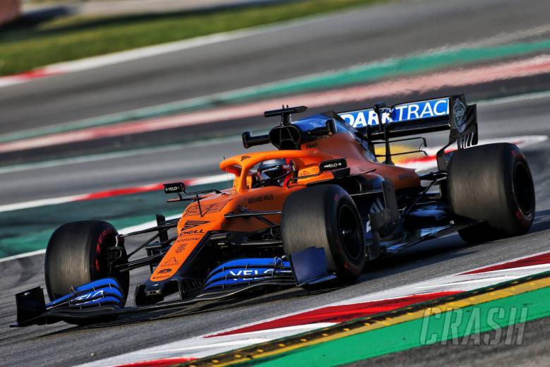 Brown khawatir McLaren bisa turun ke urutan keenam di lini tengah F1 yang 'tangguh'