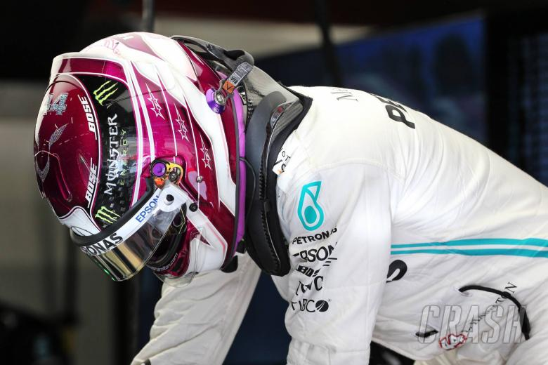F1 increases 2020 car weight by 1kg, allows helmet design changes