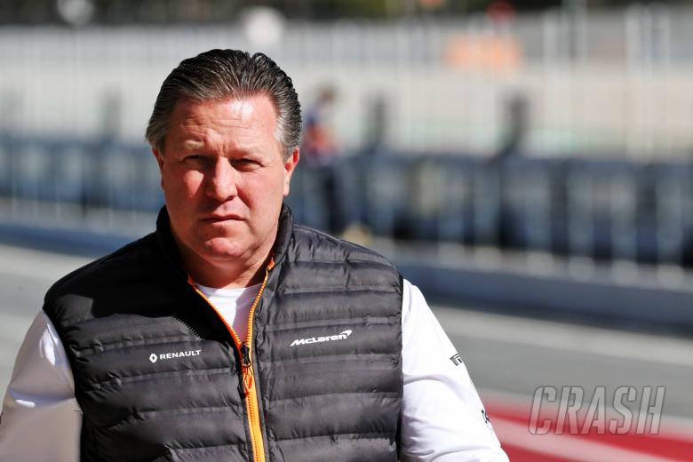 Brown: F1 must take 'aggressive' decisions to survive