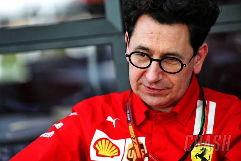 CEO Ferrari: Peran Binotto tidak terancam meski kampanye F1 suram