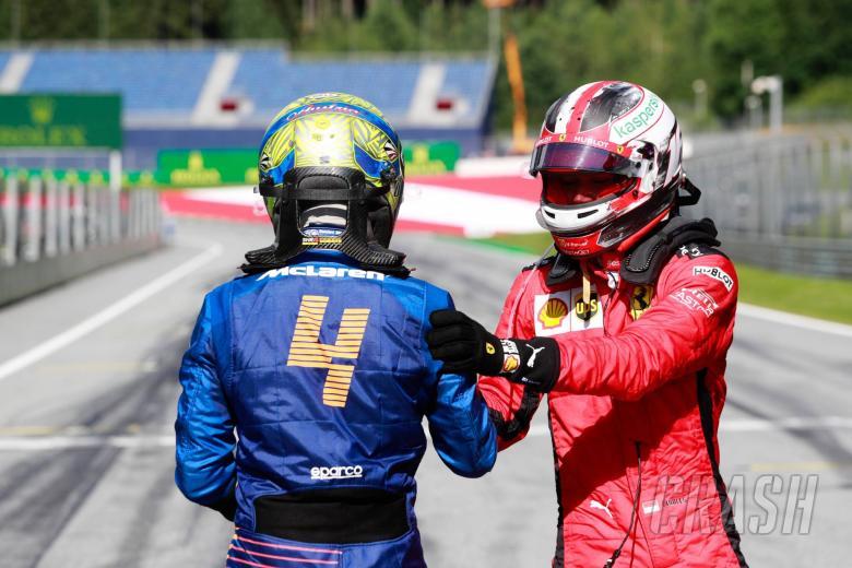 Leclerc: Austria P2 terasa 'seperti kemenangan'