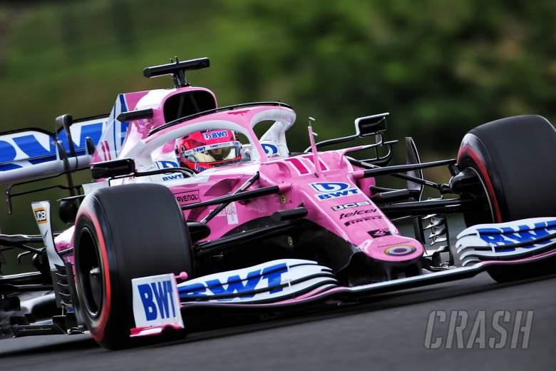 Perez merasa 'pusing' di kualifikasi F1 GP Hongaria