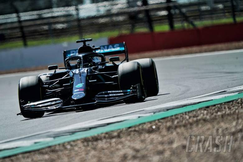 Mercedes F1 duo struggling with balance issues at British GP