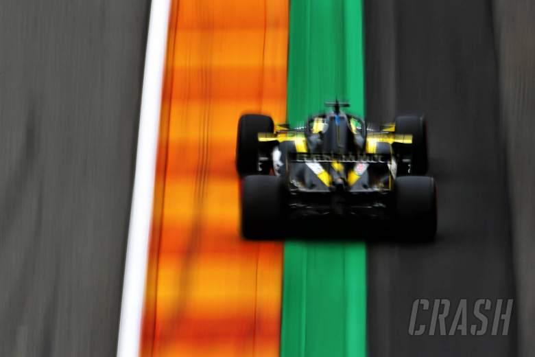 F1 Belgian Grand Prix 2020 - Free Practice Results (2)