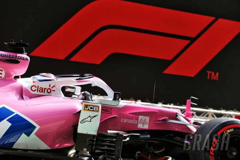 Sergio Perez (MEX) Racing Point F1 Team RP19.