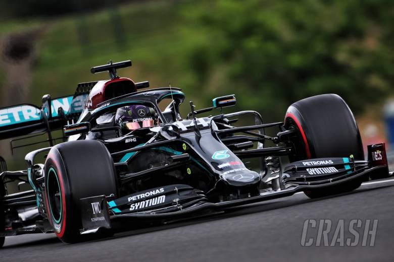Hamilton claims dominant eighth Hungarian GP F1 win