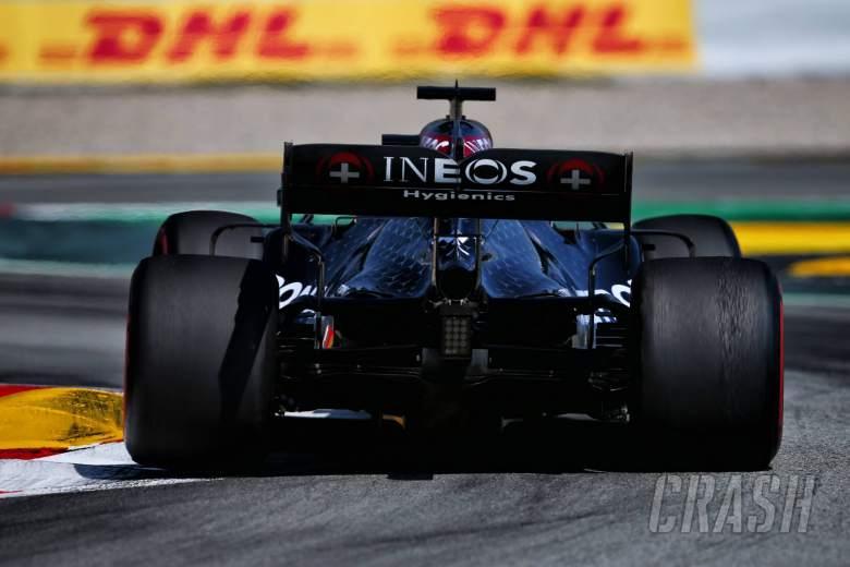 "Mercedes ""tidak mungkin"" menyelesaikan masalah ban F1"