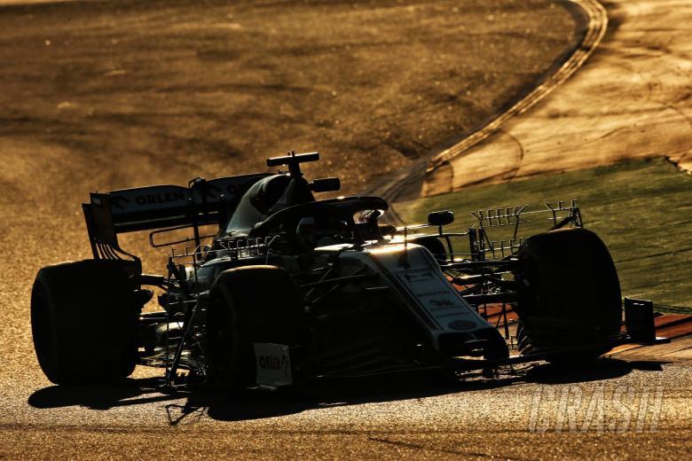 Barcelona F1 Test 1 Day 2 - Thursday FINAL