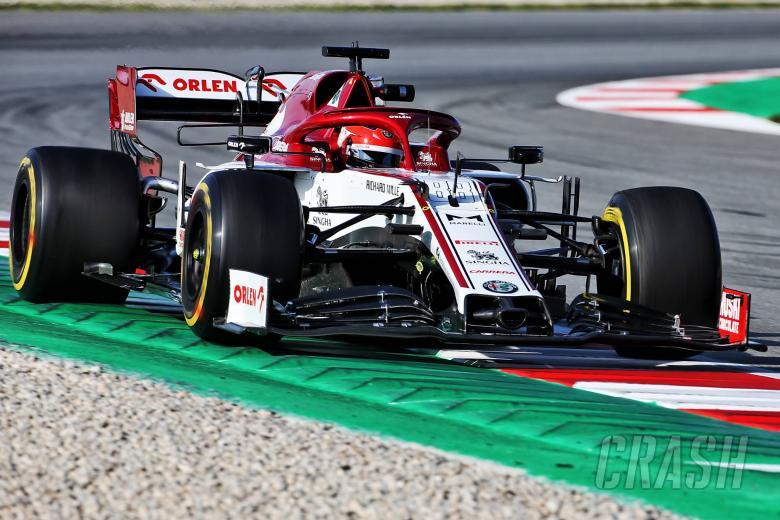 Kubica tercepat, Vettel berputar saat tes F1 kedua dimulai