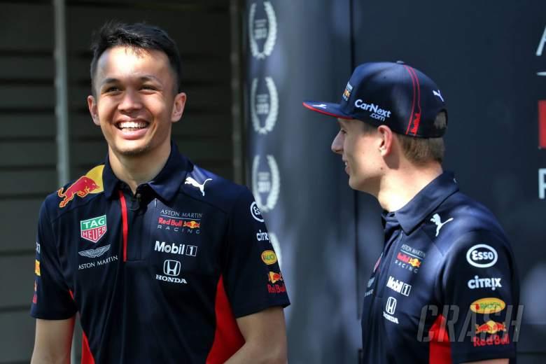 Verstappen Mendukung Albon untuk Berkembang di Williams
