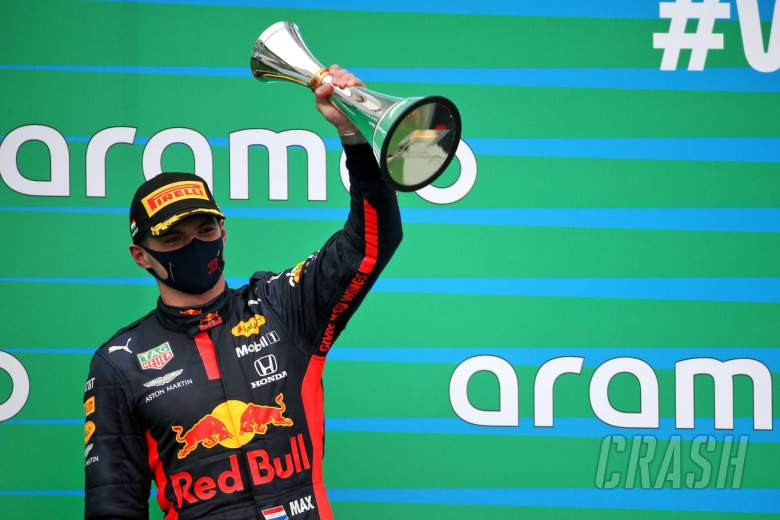 F1 Hungarian GP: Second felt 'like a victory' for Verstappen
