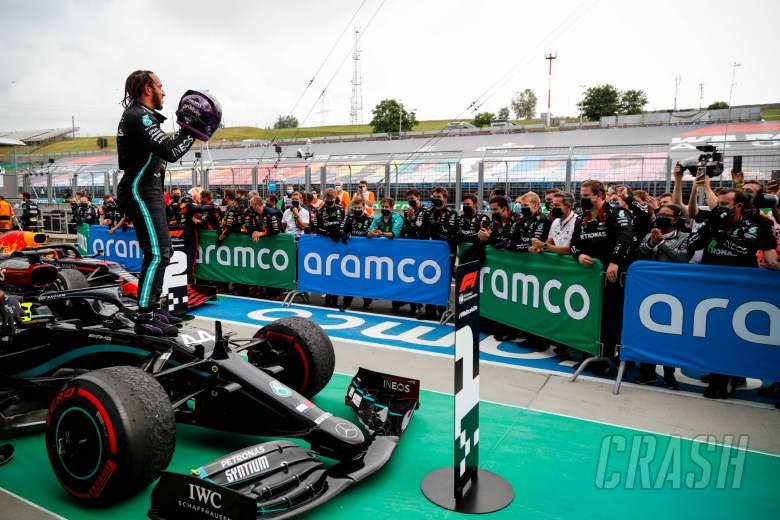 Peringkat Pembalap F1 - Grand Prix Hongaria