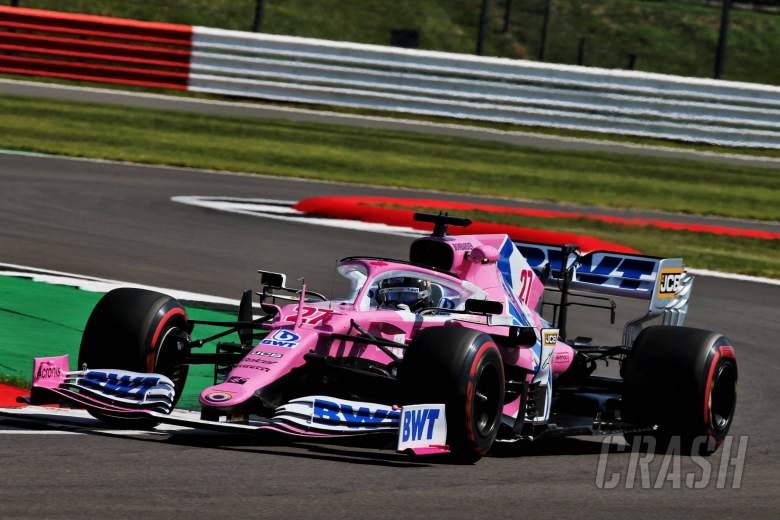 Nico Hulkenberg (GER) Racing Point F1 Team RP20.