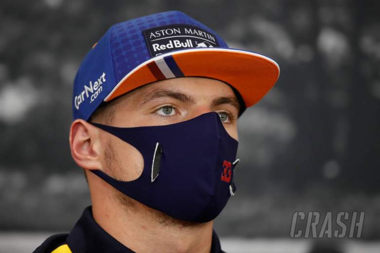 Verstappen: Red Bull F1 'overachieving' by splitting two Mercedes