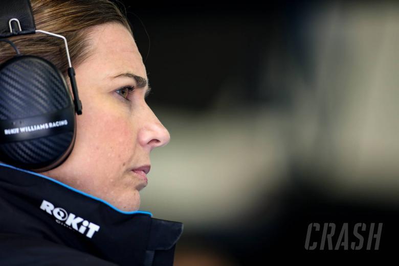 "F1 has been left ""exposed"" by coronavirus crisis - Williams"