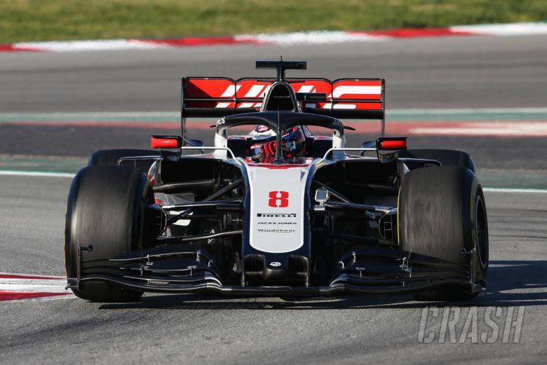 Romain Grosjean in the dark as Haas prepares for Austria kick-off