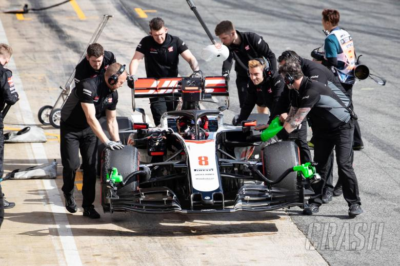 Haas becomes fifth F1 team to furlough staff, drivers take pay cut