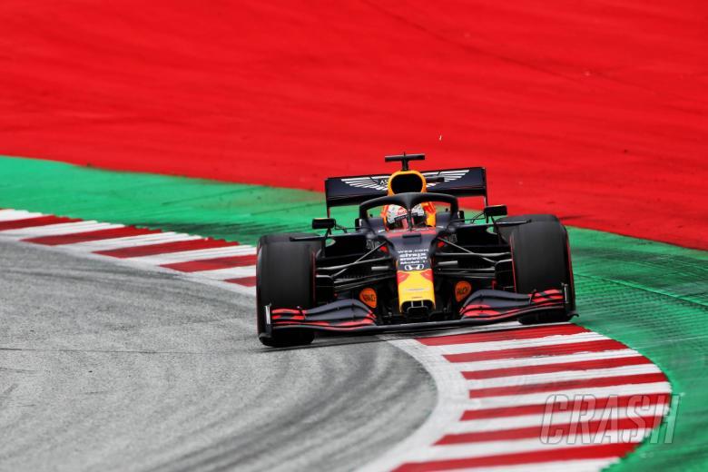 Broken front wing masked Red Bull's true pace - Verstappen