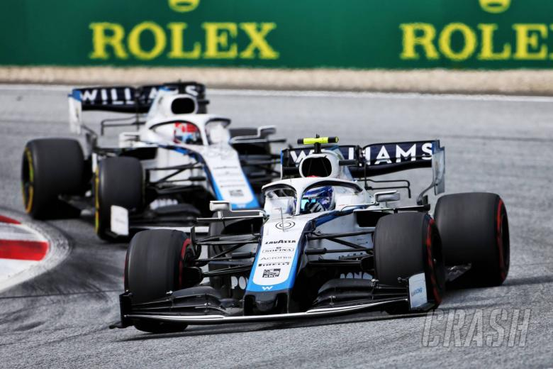 Williams needs to address lack of race pace - Russell