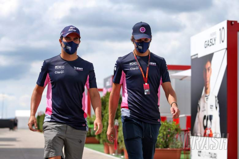 """Obvious"" who would leave Racing Point F1 team for Vettel - Perez"