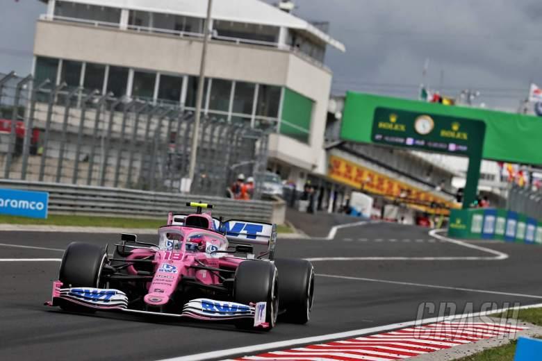 Stroll: Podium diraih di mobil F1 tercepat kedua di GP Hongaria