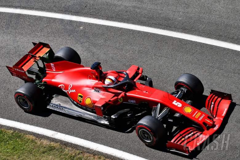 Ferrari F1 drivers take new engines after Vettel's failure