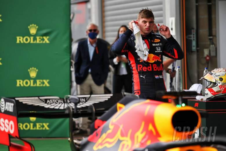 """Verstappen says """"boring"""" F1 Belgian GP 'not really enjoyable'"""