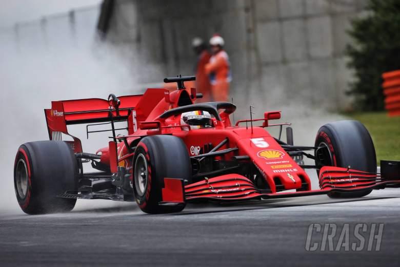 """Vettel: Performa Ferrari """"jauh lebih baik '' di GP Hongaria"""