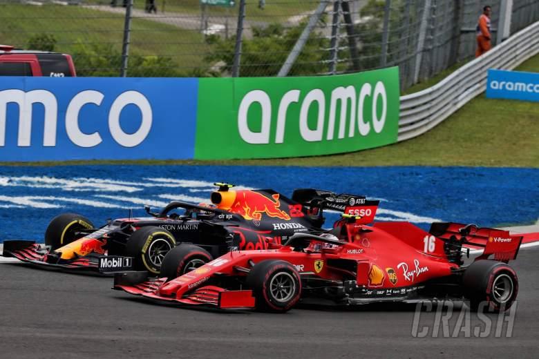 Horner 'berjuang untuk memahami' kritik Albon F1