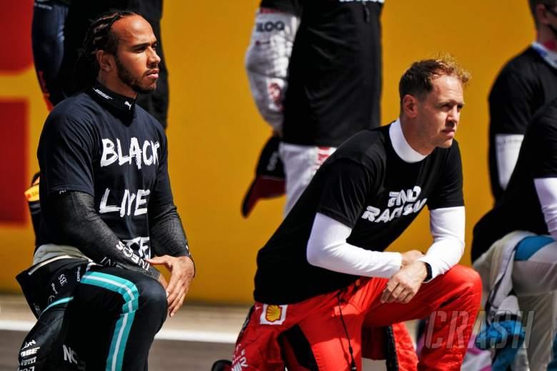 Hamilton hopes for 'something really positive' for Vettel in F1 2021