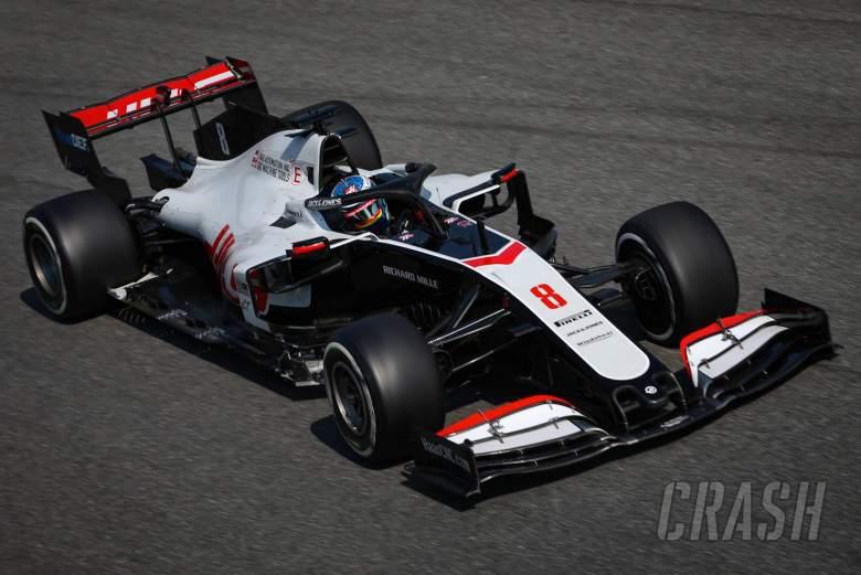 Romain Grosjean (FRA), Haas F1 Team