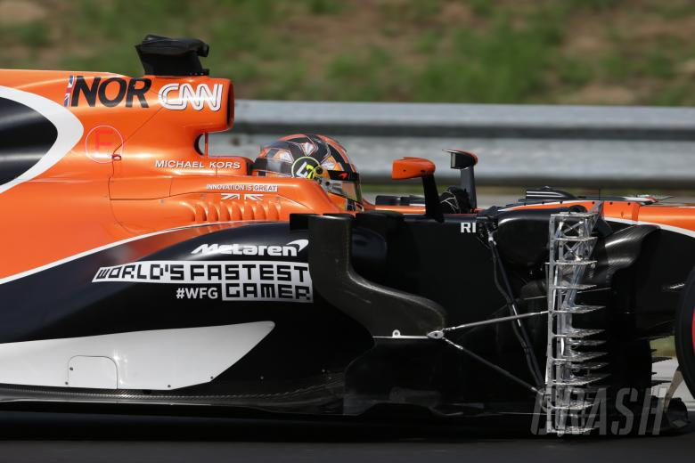 F1: Norris: If McLaren need me in F1 I'm ready