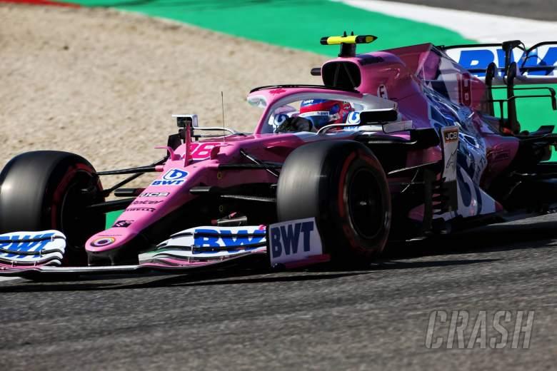 Lance Stroll (CDN) Racing Point F1 Team RP20.