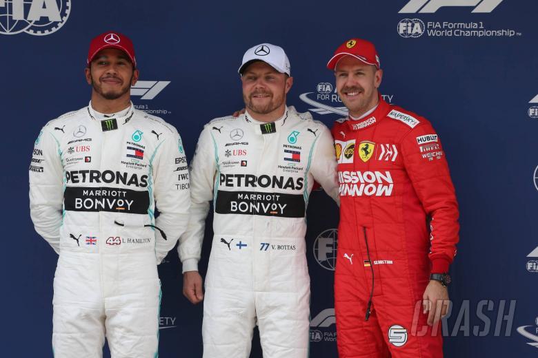 F1: F1 Chinese Grand Prix - Starting Grid